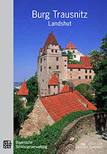 "Picture: Cover of the official guide ""Burg Trausnitz"""